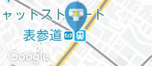 マルシェ・ドゥ・メトロ表参道トイレのオムツ替え台情報