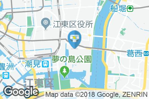 順天堂大学東京江東高齢者医療センター(1F)のオムツ替え台情報