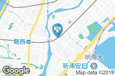 浦安駅(改札内)のオムツ替え台情報