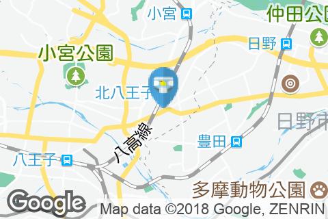 高倉町珈琲 八王子店(1F)のオムツ替え台情報