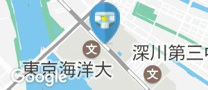 越中島駅(1F)のオムツ替え台情報