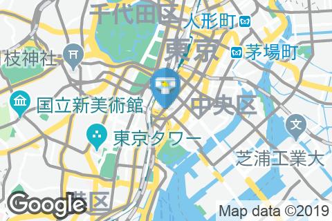 ザロイヤルパークキャンバス銀座8(2F)のオムツ替え台情報