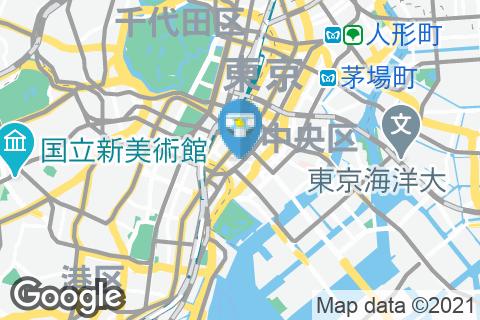 コートヤード・マリオット銀座東武ホテル(2F)のオムツ替え台情報