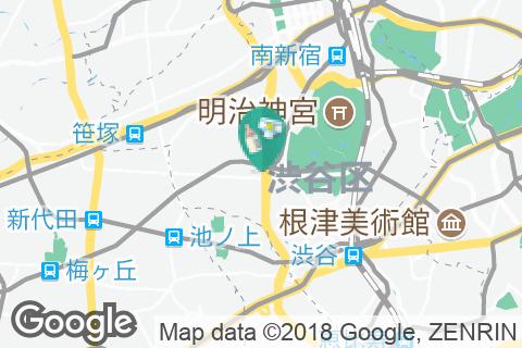 渋谷区立富ケ谷図書館(1F)の授乳室・オムツ替え台情報