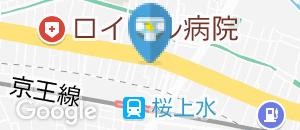 叙々苑 桜上水店(1F)のオムツ替え台情報