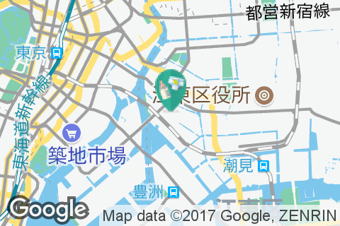 江東区 古石場児童館・学童クラブ(3F)の授乳室・オムツ替え台情報