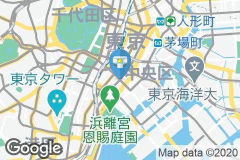 東京地下鉄(東京メトロ) 東銀座駅(改札外)(B2(改札階))のオムツ替え台情報