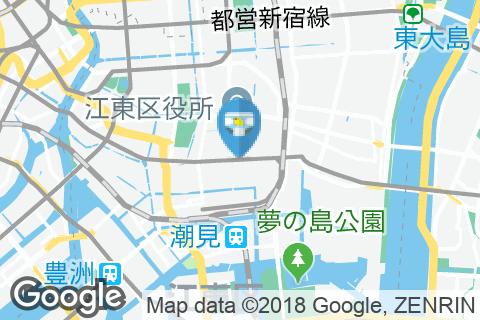 東陽町駅(改札内)のオムツ替え台情報