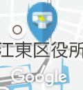 デニーズ 東陽町店(女子トイレ内)のオムツ替え台情報