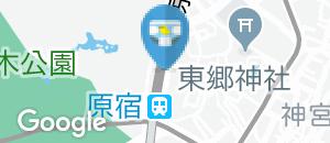 原宿駅(改札内)(1F)のオムツ替え台情報