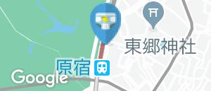 原宿駅(改札内)のオムツ替え台情報