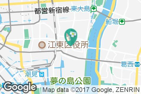 江東図書館(1F)の授乳室・オムツ替え台情報