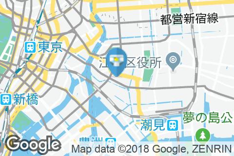 江東区公衆便所(1F)のオムツ替え台情報