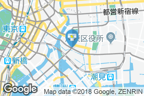 東京都交通局 門前仲町駅(改札内)のオムツ替え台情報