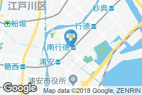 マクドナルド 南行徳駅前店(1F)のオムツ替え台情報