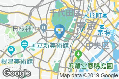 霞ヶ関駅(B1F 桜田通り方面改札付近多機能トイレ)のオムツ替え台情報