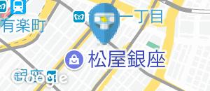 メルキュールホテル銀座東京(2F)のオムツ替え台情報