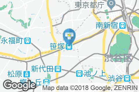 笹塚駅(改札内)のオムツ替え台情報