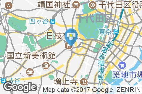 ザ・キャピトルホテル東急(1F)のオムツ替え台情報
