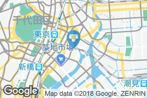 JR東日本 八丁堀駅(改札内)のオムツ替え台情報