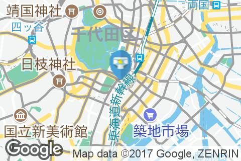 ザ・ペニンシュラ東京(1F)のオムツ替え台情報