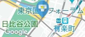 日比谷駅(改札内)のオムツ替え台情報