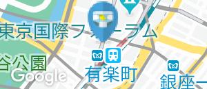 JR東日本 有楽町駅(改札内)のオムツ替え台情報