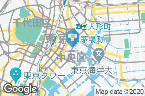 東京地下鉄(東京メトロ) 八丁堀駅(改札外)(1F)のオムツ替え台情報