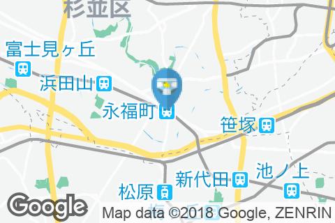 永福町駅(改札内)のオムツ替え台情報