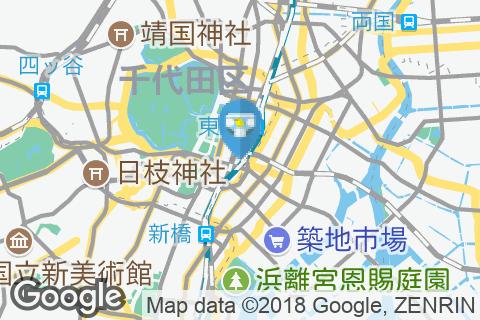 東京国際フォーラム(1F)のオムツ替え台情報