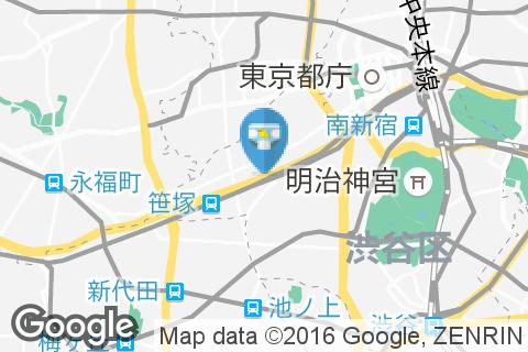 ライフ・幡ケ谷店(1F 多目的トイレ内)のオムツ替え台情報