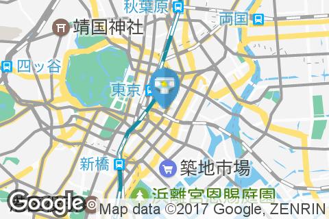 ミカフェート カフェ& ブラッスリー SENQ 京橋(3F)のオムツ替え台情報
