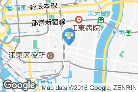江東区役所砂町出張所(1F)のオムツ替え台情報