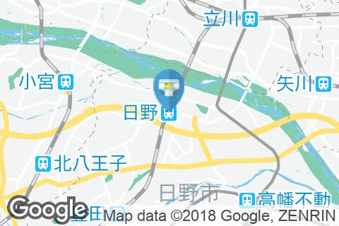 日野駅(1F)のオムツ替え台情報