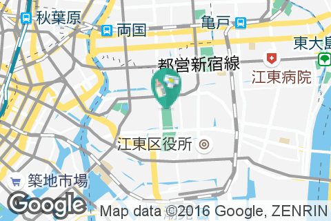 東京都現代美術館(地下1階)の授乳室・オムツ替え台情報