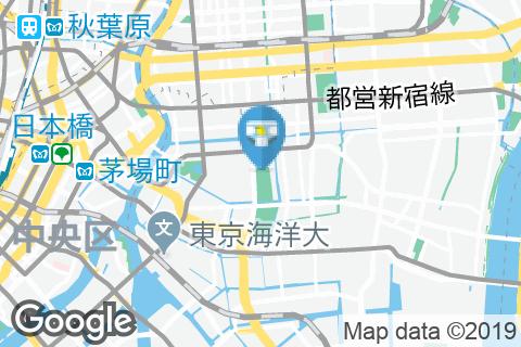 東京都現代美術館(2F)のオムツ替え台情報