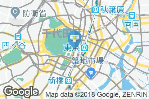 二重橋前駅(改札内)のオムツ替え台情報