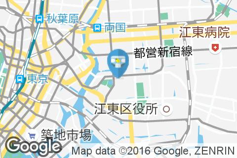 深川江戸資料館(1F)のオムツ替え台情報