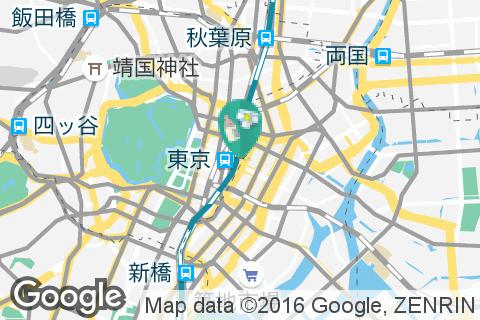 エキュート東京の授乳室・オムツ替え台情報