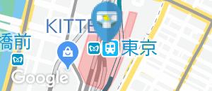 JR東日本 東京駅(改札外)のオムツ替え台情報