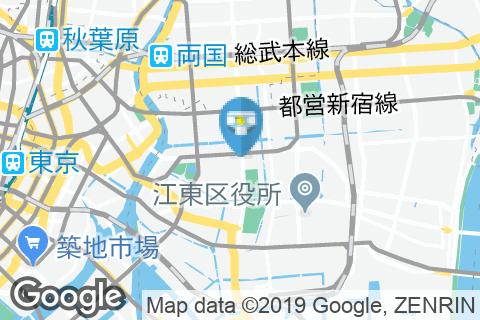バーミヤン 江東白河店のオムツ替え台情報