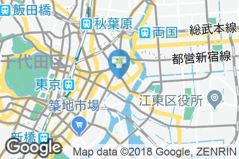 日本橋公会堂(区民センター)(2F)のオムツ替え台情報