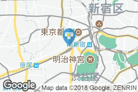 東京オペラシティ(1F)のオムツ替え台情報