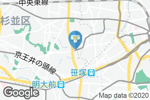サイゼリヤ方南町駅前店(2F)のオムツ替え台情報