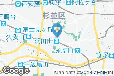 ジョナサン 浜田山店のオムツ替え台情報
