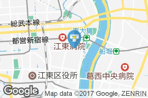 ヨークマート東砂店(1F)のオムツ替え台情報