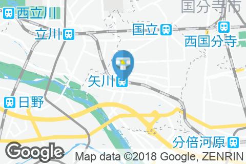 矢川駅(改札内)のオムツ替え台情報