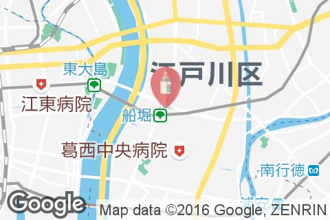江戸川区役所 勤労福祉会館(1F)の授乳室情報