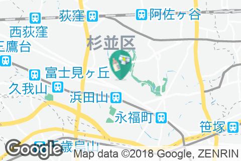 浜田山児童館の授乳室・オムツ替え台情報