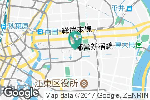 江東区役所 児童会館(1F)の授乳室・オムツ替え台情報